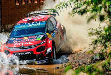 WRC: Sébastien Ogier suma su quinto triunfo en el Rally de México