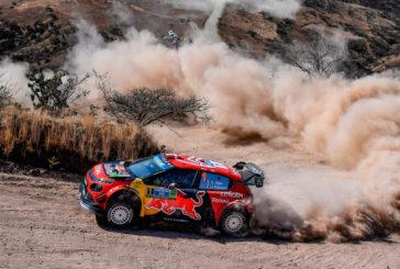 WRC: La suerte estuvo del lado de Ogier