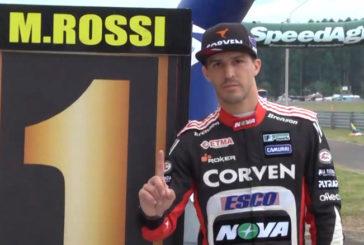 TC: Rossi en los más alto de la clasificación