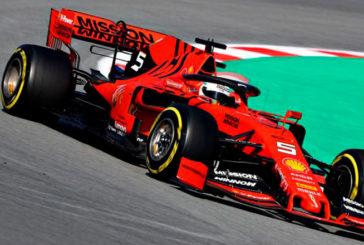 Fórmula 1: La pretomparada fué para Ferrari