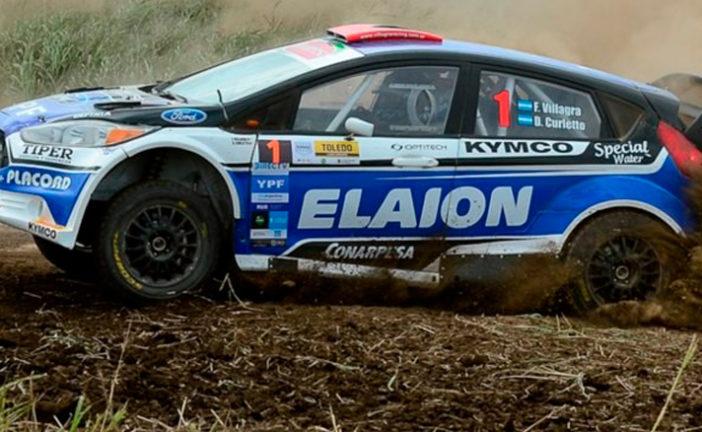 """Rally Argentino: El """"Coyote"""" Villagra pone las cosas en su lugar"""