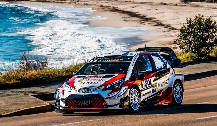 WRC: Tras un inicio dramático, Tänak toma la punta