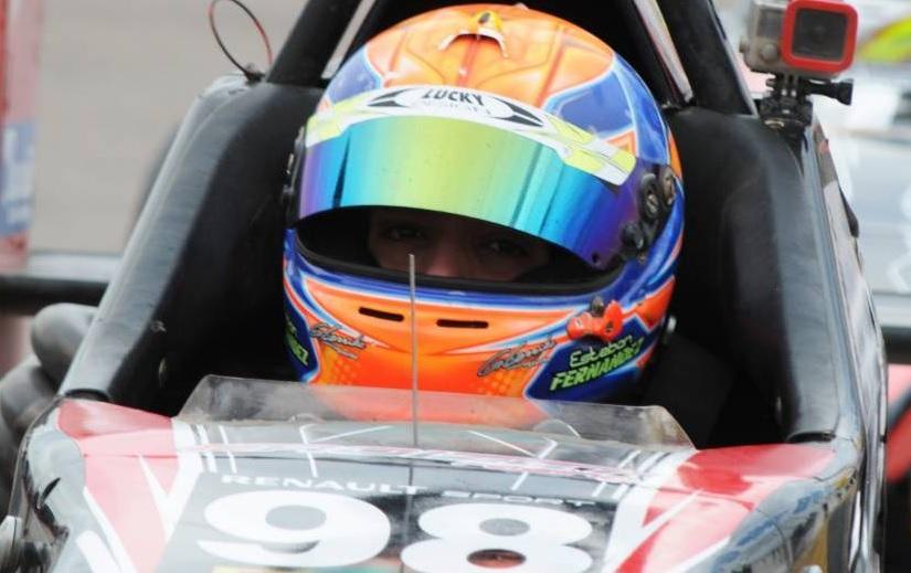 F2.0: Fernández se quedó con la pole