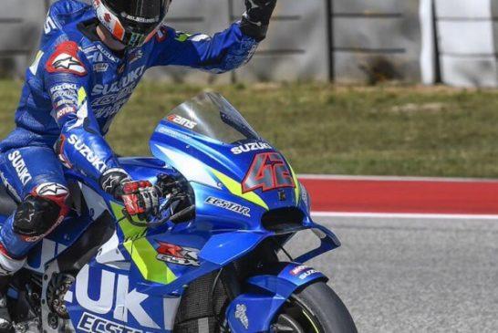 MotoGP: Rins hace historia