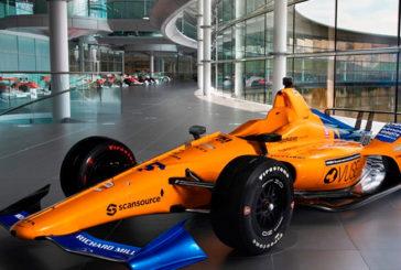 Indy Car: Alonso comenzó la preparación para las 500 Millas de Indianápolis