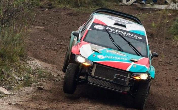 Rally Argentino: Padilla arriba en el cierre de etapa