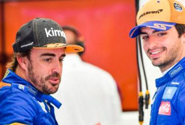 Fórmula 1: En la vuelta de Alonso y el debut de Schumacher, lideró Verstappen