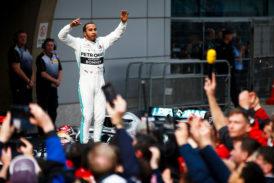 Fórmula 1: Hamilton lideró el doblete de Mercedes