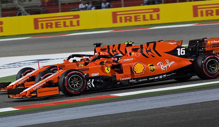 Fórmula 1: Leclerc respira, Ferrari salvó el impulsor de cara al GP de China