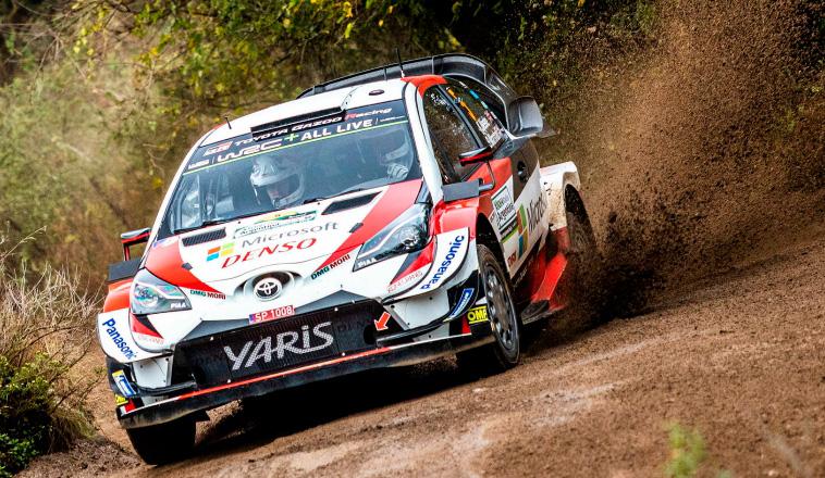 WRC: Meeke gana la prueba especial