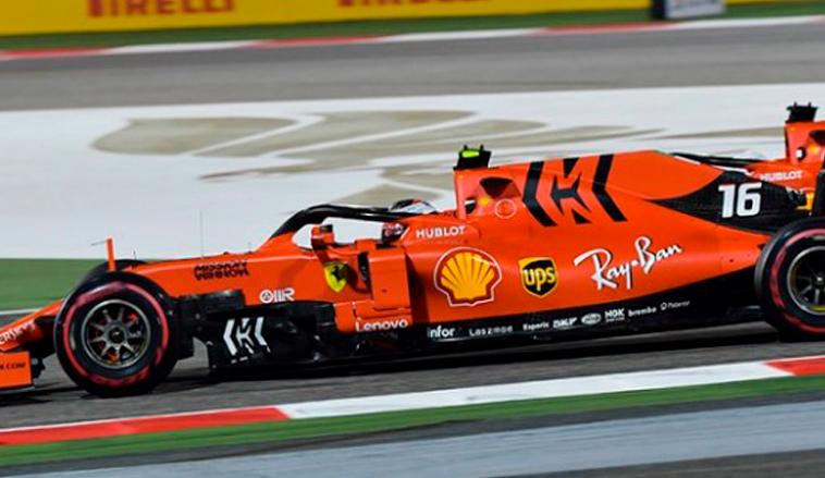 Fórmula 1: Ferrari se adueña de los Libres1