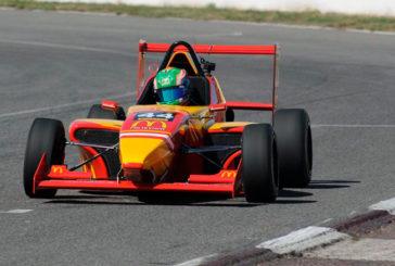 F2.0: Moggia dominó en Alta Gracia y llegó a la punta del campeonato
