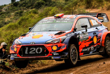 WRC: Neuville, adelante en la primera etapa