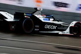 """Fórmula E: """"Pechito"""" y un carrera para el olvido"""