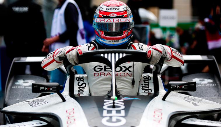 Fórmula E: Muy buena remontada de Pechito