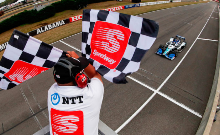 Indy Car: Sato domina en Barber