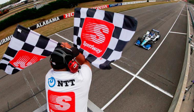 Indy Car: Sato domina en Barber