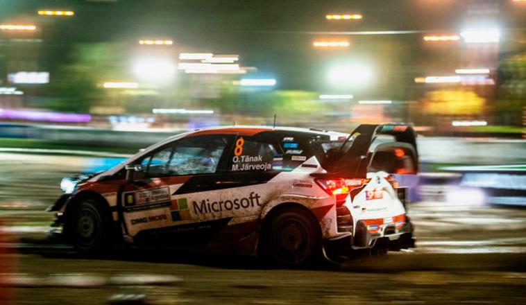 WRC: Tänak sigue como líder tras la suspensión de la etapa Amboy-Yacanto