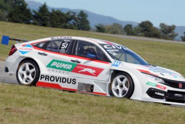 STC2000: El equipo Honda realizó intensas pruebas