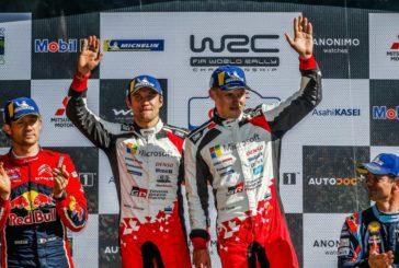 WRC: Tänak es un serio candidato
