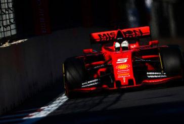 Fórmula 1: Ferrari adelanta las mejoras de su motor para el GP de España