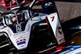 """Fórmula E: """"Pechito"""" López completó las prácticas con inconvenientes"""