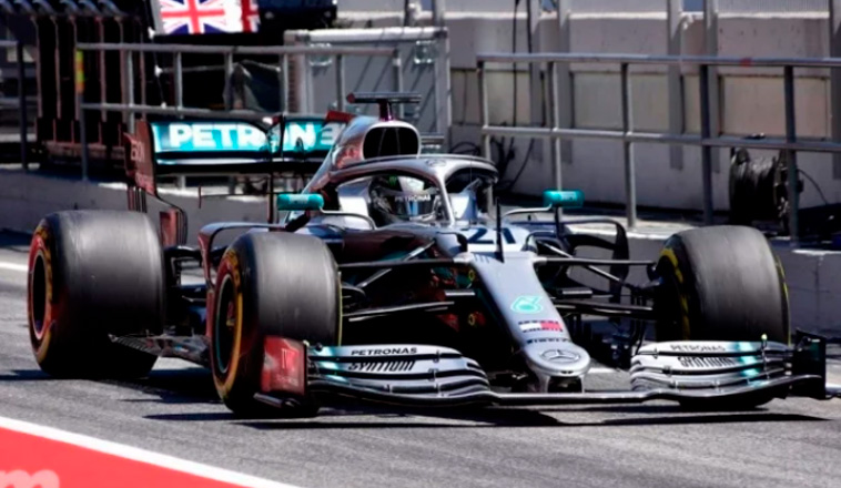 Fórmula 1: Otra vez Mercedes en lo más alto