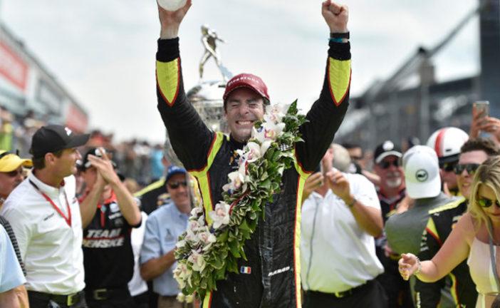 """Indy Car: Pagenaud gana las """"500 millas de Indianápolis"""""""