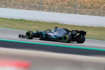 Fórmula 1: Bottas domina la mañana española