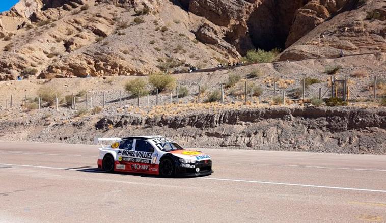 TRV6: Girolami consigue la pole en San Juan