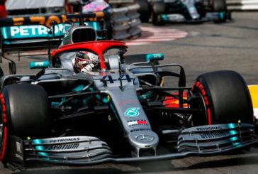 Fórmula 1: Hamilton gana una difícil carrera en Mónaco