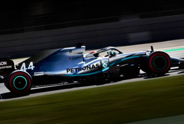 Fórmula 1: Mercedes arrasa en España con un nuevo triunfo de Hamilton