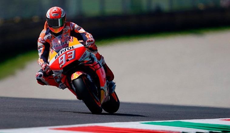 MotoGP: Márquez se lleva el primer asalto ante Ducati en Mugello