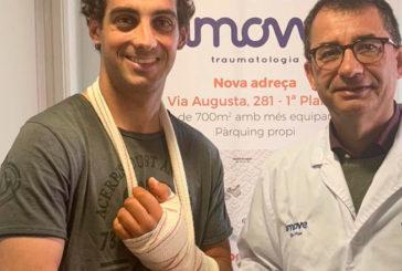 """Super Bike: """"Tati"""" Mercado recibe el alta médica y vuelve a competir"""