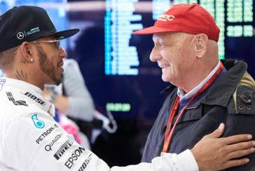 Fórmula 1: Mercedes de luto