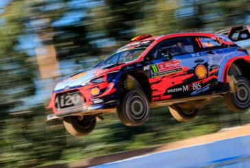 WRC: Neuville marca el camino en Portugal