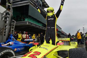Indy Car: Pagenaud le robó a Dixon el GP de Indy