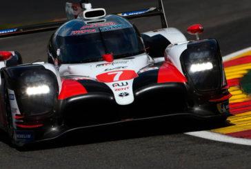 WEC: Alonso, Buemi y Nakajima ganan las caóticas 6 horas de Spa