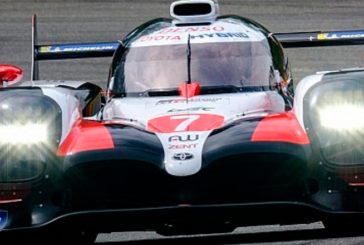 WEC: «Pechito» consigue la pole position en las 6hs de  Spa-Francorchamps