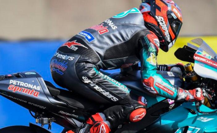 MotoGP: Quartararo vuela ante las Ducati y Pol lidera el auge de KTM