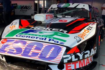 TC: El «Misil» Rossi también en el tercero