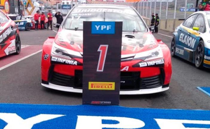 STC2000: Rossi rompe con el poderío de Renault