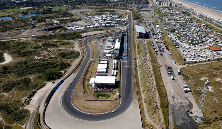 Fórmula 1: El regreso de Zandvoort al calendario 2020