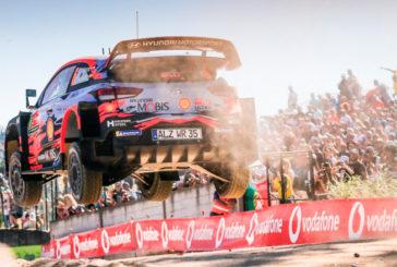 WRC: Sordo arranca como líder