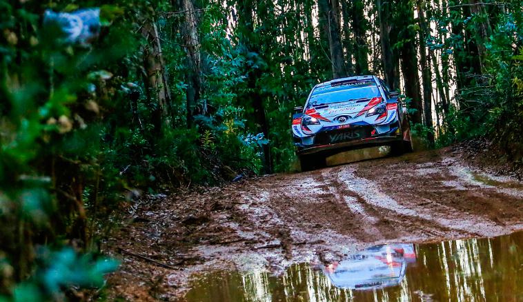 WRC: Tänak toma el mando en Chile