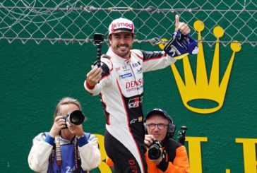 WEC: Alonso consigue otro triunfo