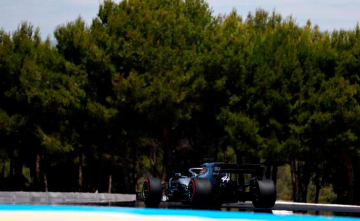 Fórmula 1: Hamilton el más rápido en los Libres1