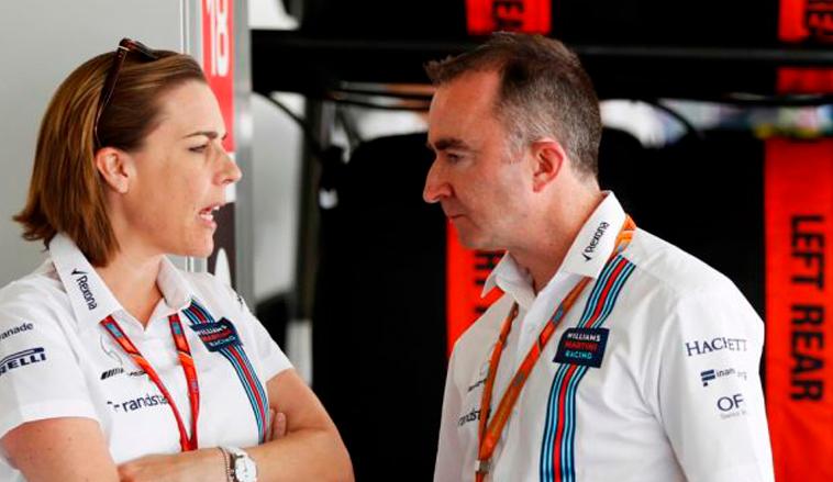 Fórmula 1: Williams confirma la salida de su director técnico