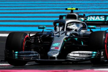 Fórmula 1: Bottas mantiene a Mercedes en lo más alto