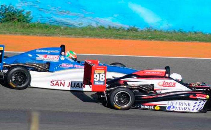 F2.0: Esteban Fernández ganó y se afianza en el campeonato
